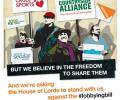NSS joins campaign to oppose Lobbying Bill