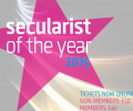 Join us for Secularist of the Year 2015