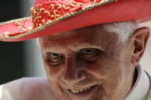 Joseph Ratzinger to be accorded a state visit to Britain next September
