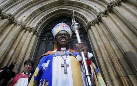 Sentamu's shot at gay marriage is only the first salvo in a bitter battle to ...