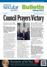 NSS Bulletin issue 50 - Spring 2012