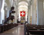 Swiss drifting away from religion