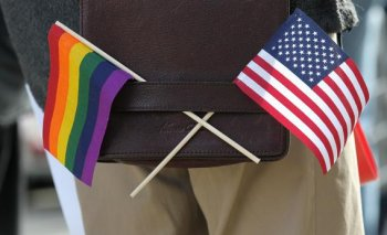 Acceptance of gay rights is an indication that USA is secularising