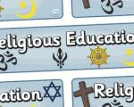 Religious Education – special pleading increases in volume
