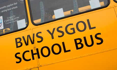 Want to Ride the School Bus for Free? In North Wales, You May Have to Prove You're Baptized First