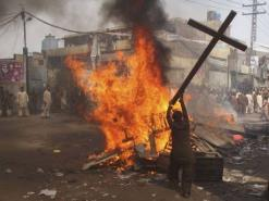 Pakistani secularists condemn attacks on Christian community