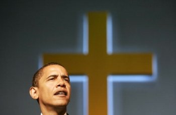 "Obama renews mandate of ""faith-based council"" and allows religious discrimination to continue"