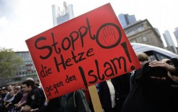 Majority of Europeans favour separation of church and state, but Islam has an uphill battle for acceptance in Germany