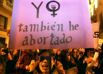 Abortion reforms in Spain: government accused of return to Franco era