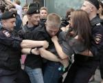 Russian parliament passes new blasphemy law as protesters call for secular state