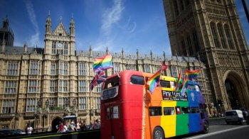 Same-Sex Marriage legalised in England and Wales