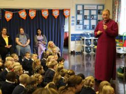 School takes action to combat evangelism from external religious visitors