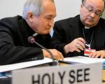 Vatican challenged by UN over its handling of child abuse