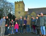 Homeowners angered at prospect of having to pay for church repairs