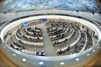 IHEU defends freedom of thought for all at the UN