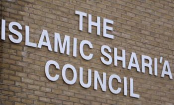 Sharia law is well and truly operating in the UK – thanks to the Law Society
