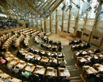 Scottish Parliament challenged over 'Time for Reflection'