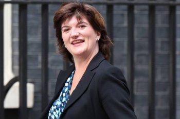 Prominent Christian Nicky Morgan becomes Education Secretary