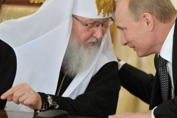 "Head of Russian Orthodox Church says secularization in Europe has reached ""apocalyptic dimensions,"" calls for ""Christian values"""