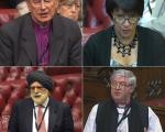 "Religious influence in schools criticised in House of Lords ""religion in public life"" debate"