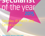 Who should be the next Secularist of the Year?