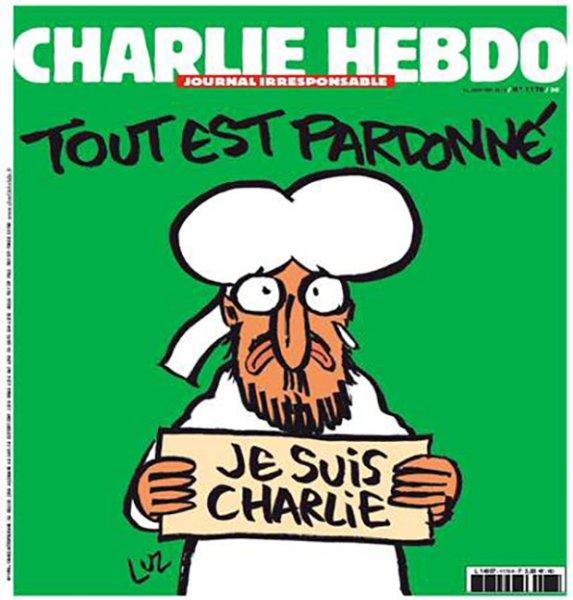 Charlie Hebdo Editorial Je Suis Charlie Means Je Suis Secularism National Secular Society