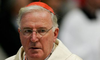 Why did the CPS abandon investigation into Cardinal Cormac Murphy-O'Connor?
