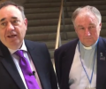 "Alex Salmond: ""I prefer people of faith to people of no faith"""