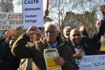 "Calls for Government to outlaw caste discrimination after tribunal rules in favour of victim kept in ""domestic servitude"""