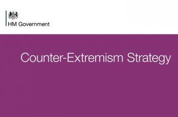 Government unveils counter-extremism plans