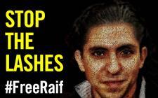 Raif Badawi wins EU's Sakharov human rights prize