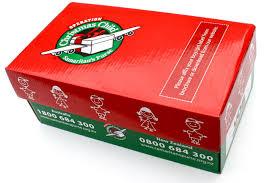 operation christmas child christian fundamentalism gift wrapped - Operation Christmas Shoebox