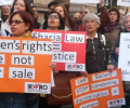 Women's rights groups urge government to hold inquiry into Sharia 'courts' and the lack of access to justice