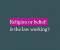 Major new equality report rejects opening the door to religious discrimination