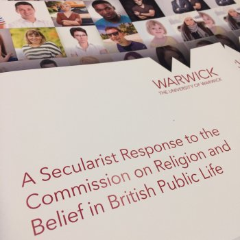 "The need for a secular state ""has never been greater"", says new report"