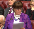"""Suffragettes would """"turn in their graves"""" at the suffering of women under sharia, says peer"""