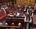 Abolish Bishops' Bench to reduce the size of the House of Lords