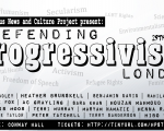 Defending Progressivism conference announced