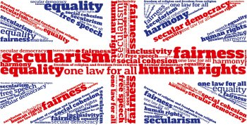 As a nation we're thinking about our future, here's our secular manifesto for change