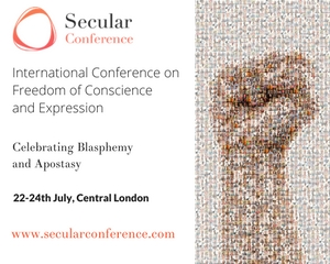 Dozens of speakers to attend major conference on secularism and freedom of expression