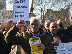 Caste: Anti-discrimination groups issue 'urgent call' to participate in government's consultation