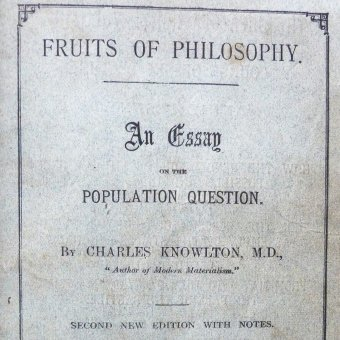 Fruits of Philosophy trial