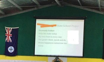 Food for thought! Imposing worship in Australian schools