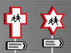 Segregation under one roof: new joint campus for Catholic and Jewish primary schools in Scotland