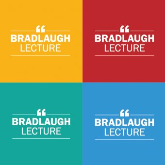 The Bradlaugh Lecture
