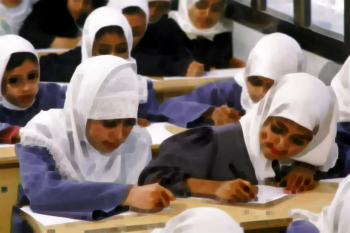 Girls forced to wear hijabs in English schools, NSS reveals