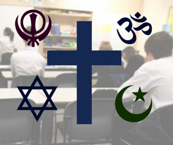 Who controls religious education?