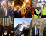 The Minister for Faith went on a tour of Anglican cathedrals and all we got was a lousy report