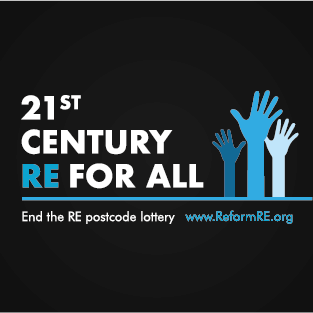 Secularist conference to explore '21st Century RE for All'