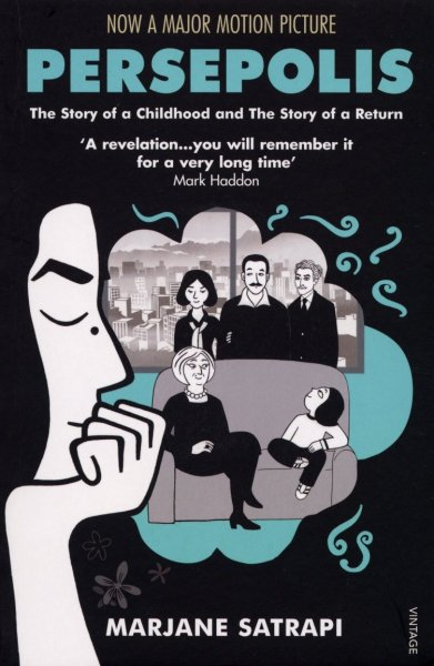 Book Review Persepolis National Secular Society